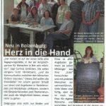 Neu in Boizenburg: Herz in die Hand